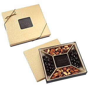 Treat Mix - 10 oz. - Gold Box - Dark Chocolate Bar Main Image