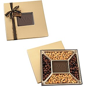 Treat Mix - 1.25 lbs. - Gold Box - Milk Chocolate Bar Main Image