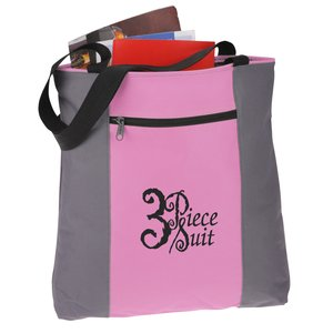 Color Strike Tote - Closeout