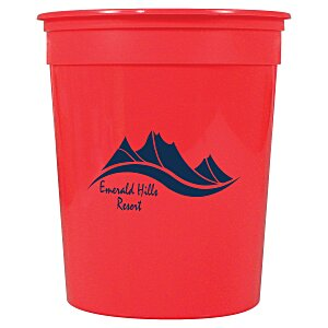 Stadium/Casino Cup - 32 oz. Main Image