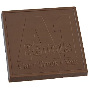 Chocolate Treat - .5 oz. - Square Main Image