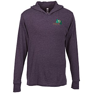 Next Level Tri-Blend Hoodie - Colors - Embroidered Main Image