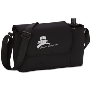 Arctic Zone Hydration Messenger Lunch Tote Main Image