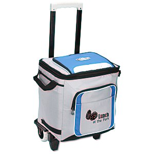 Arctic Zone IceCOLD 50-Can Collapsible Rolling Cooler Main Image