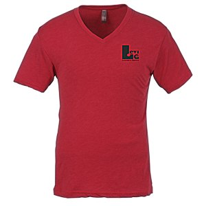Next Level Tri-Blend V-Neck T-Shirt - Men's - Colors Main Image