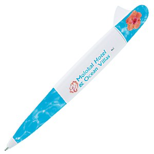 Surfboard Pen - Full Color