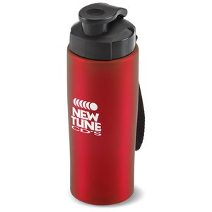 Easy-Grip Stainless Steel Bottle - 18 oz. - Closeout Main Image