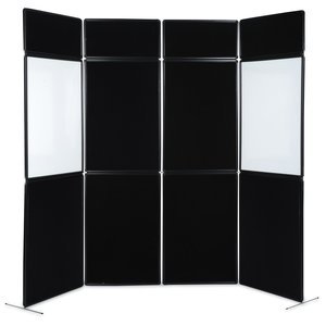 Show 'N' Fold Floor Display - 8' - Blank Main Image