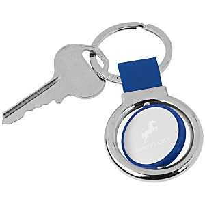 Spinner Key Tag – Round Main Image