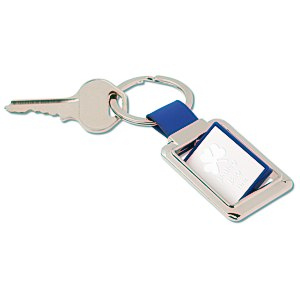 Spinner Key Tag – Rectangle Main Image