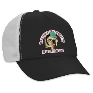 Lightweight Two-Tone Value Cap - Full Color Main Image