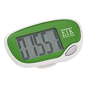 Easy Read Large Screen Pedometer Main Image