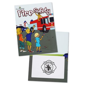 My Storybooks - Fire Safety Main Image