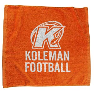 "Jewel Collection Soft Touch Sport/Stadium Towel - 15 x 18"" Main Image"