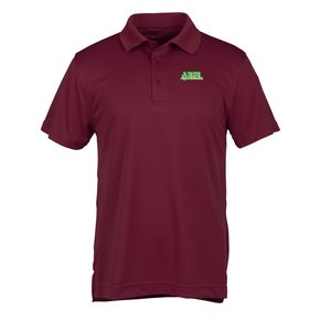 DISCONTINUED-Harriton Moisture Wicking Polo-Men's - 24 hr Main Image