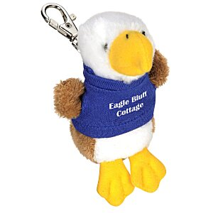 Wild Bunch Key Tag - Eagle - 24 hr