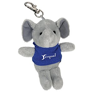 Wild Bunch Key Tag - Elephant - 24 hr Main Image