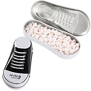 Sneaker Tin - Sugar-Free Mints Main Image