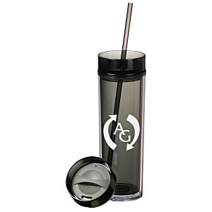 Hot & Cold Skinny Tumbler - 14 oz. Main Image