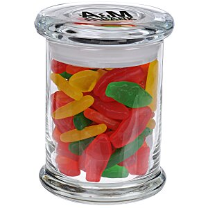 Snack Attack Jar - Assorted Swedish Fish Main Image