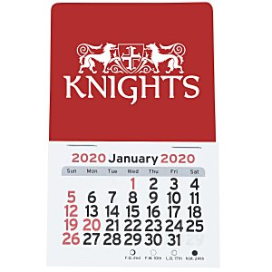 Billboard Peel-n-stick Calendar Main Image
