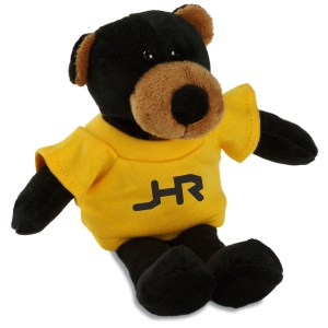 Mascot Beanie Animal - Black Bear Main Image