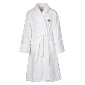 Shawl Collar Robe - Overstock Main Image