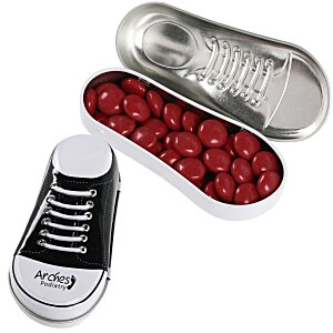Sneaker Tin - Chocolate Buttons Main Image