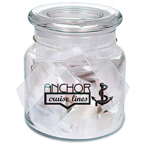 Sweeten Up Candy Jar - Flavor Burst Candies Main Image