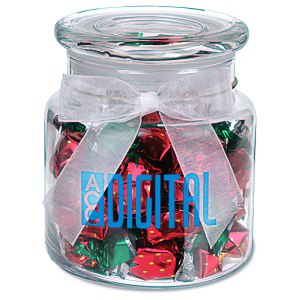 Sweeten Up Candy Jar - Strawberry Delights Main Image