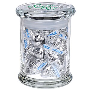 Snack Attack Jar - Hershey's Chocolate Kisses Main Image