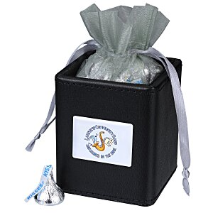 Leatherette Desk Caddy - Hershey's Chocolate Kisses Main Image
