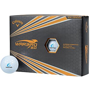 Callaway Warbird 2.0 Golf Ball - Closeout Main Image