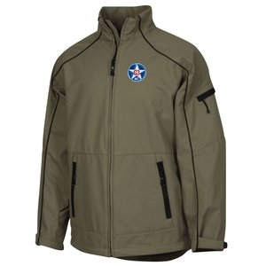 North End 3-Layer Mid-Length Soft Shell Jacket - Men's Main Image