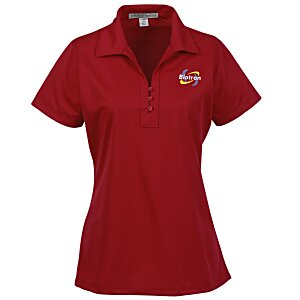 Tech Pique Performance Polo - Ladies' Main Image