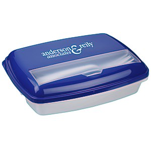 3-Section Lunch Organizer