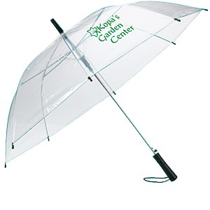 "I Can See Clearly Umbrella - 46"" Arc"
