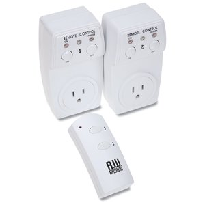 Remote Control Power Outlet - Closeout Main Image