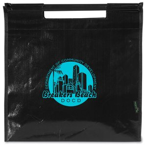 Laminated Carry Tote - Closeout Main Image