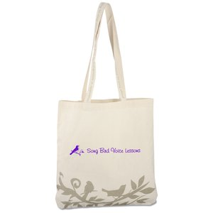 Cotton Songbird Tote - Closeout Main Image