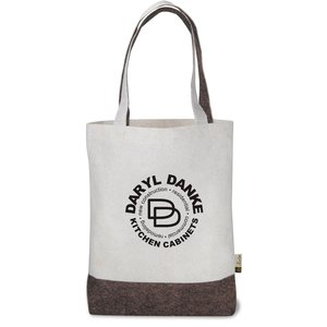 Jute Blend Renew Convention Tote - Closeout Main Image