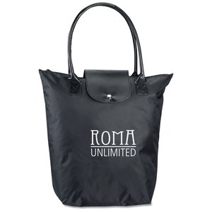 Essential Deluxe Foldable Tote - Closeout