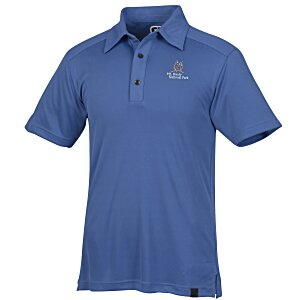 OGIO Poly Interlock Stay-Cool Polo - Men's Main Image
