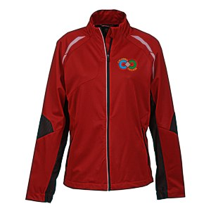 Dynamo Hybrid Performance Jacket - Ladies' Main Image