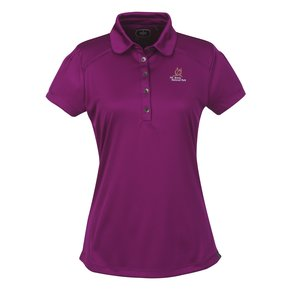 OGIO Poly Interlock Stay-Cool Polo - Ladies' Main Image