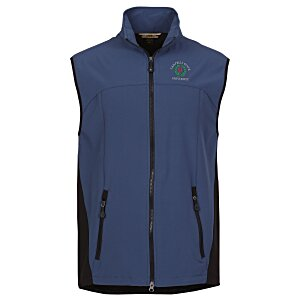 North End 3-Layer Soft Shell Vest - Men's Main Image
