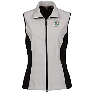 North End 3-Layer Soft Shell Vest - Ladies' Main Image