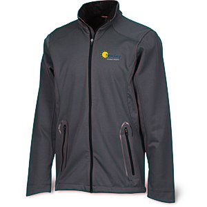 Splice 3-Layer Bonded Soft Shell Jacket - Men's Main Image