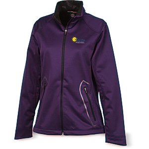 Splice 3-Layer Bonded Soft Shell Jacket - Ladies' Main Image