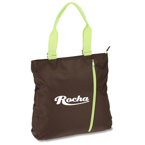 Chocolate Tote - Closeout Main Image